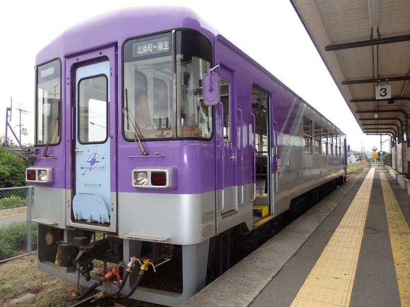 駅舎が文化財!ローカル線ならでの旅を満喫!加西市の北条鉄道