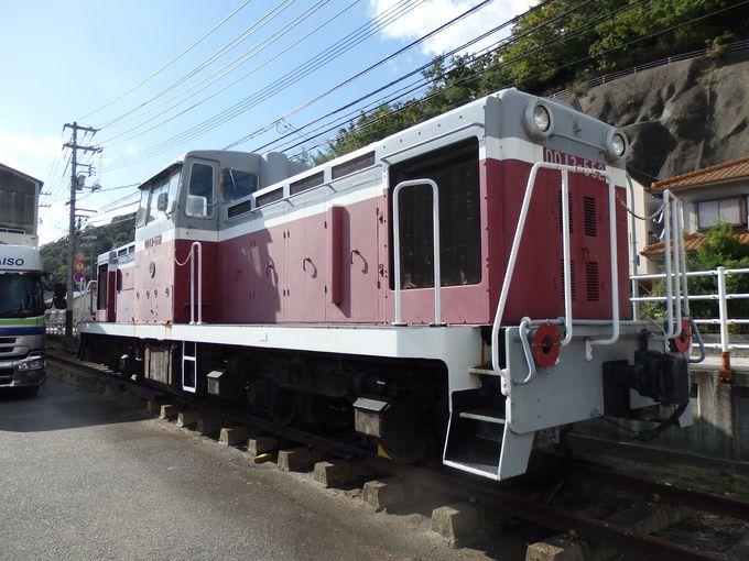 かつての雄姿をしのぼう!片上鉄道を走行していたディーゼル機関車DD13-552