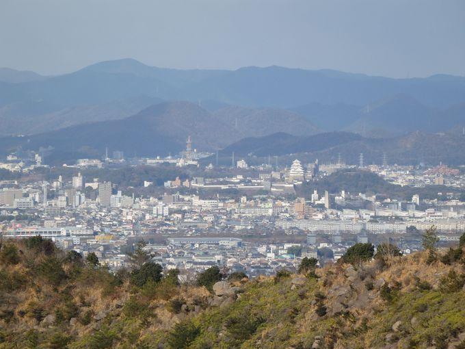 眼下の眺めを堪能しよう!国宝・姫路城を擁する姫路の市街地