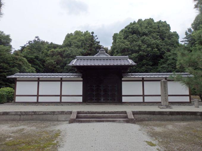 院政の絶頂期に君臨した鳥羽院の陵墓