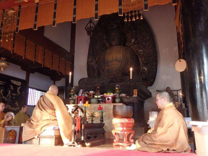 奈良町界隈を代表するお地蔵さま!福智院の地蔵盆
