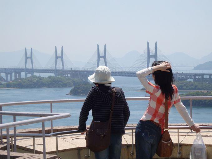 瀬戸大橋を眺めるならここ!抜群の眺望を誇る鷲羽山