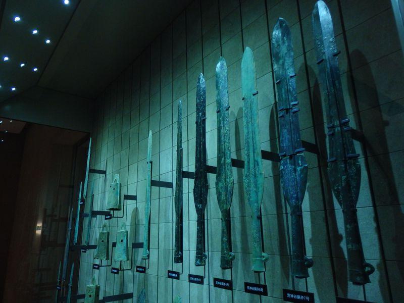 大量の銅剣と謎の刻印!島根県・荒神谷遺跡から見る古代出雲
