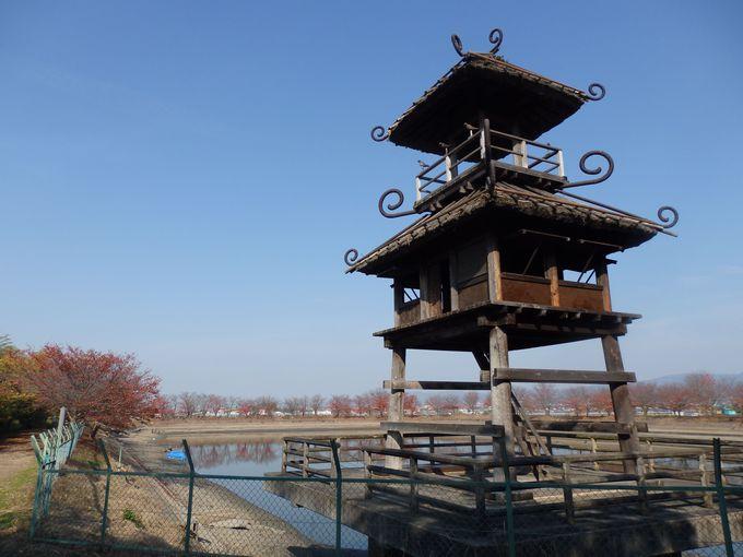 これは何!?不思議な形の楼閣を有する唐古・鍵遺跡