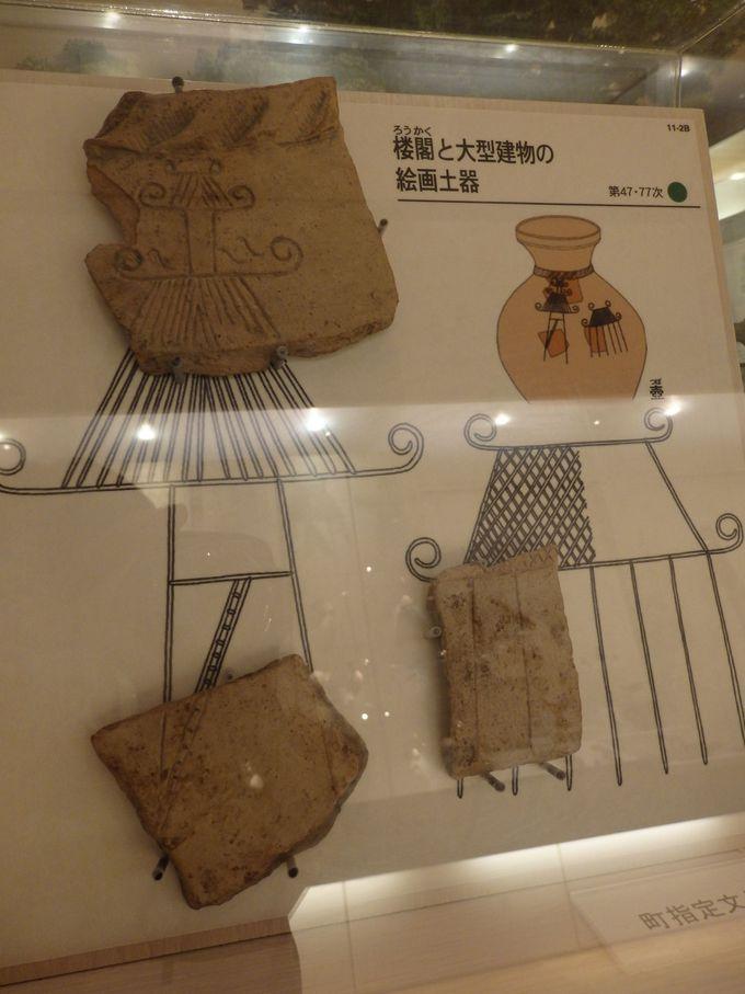 出土品も観覧しよう!唐古・鍵考古学ミュージアム