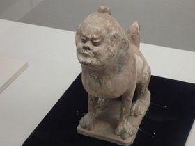 人面犬?怪獣?奈良県・天理参考館企画展『中国の霊獣百態』