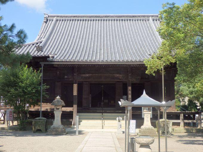 法隆寺とゆかりのある斑鳩寺