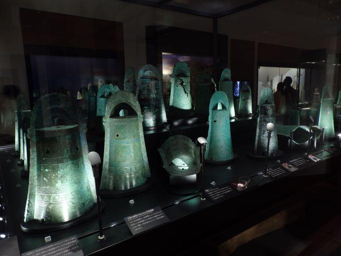 考古学の常識を変えた!加茂岩倉遺跡出土の銅鐸群