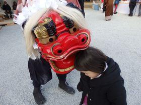 新年を倉敷で祝おう!獅子舞まで登場する阿智神社の正月風景