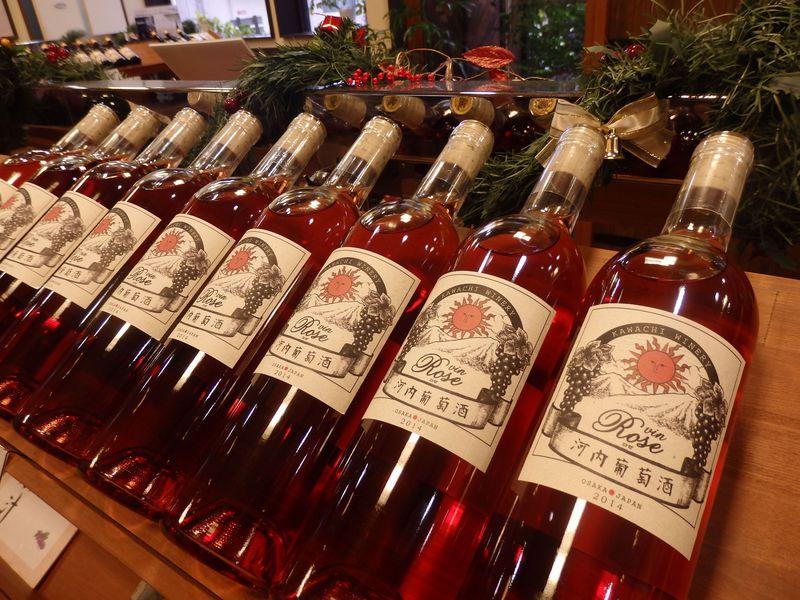 大阪がワインの産地!?知られざる羽曳野市「河内ワイン館」