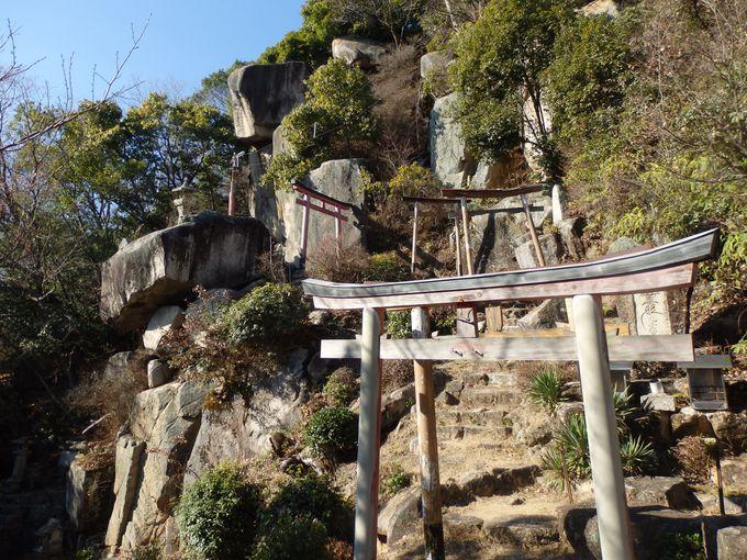岡山県を代表する最強パワースポット「最上稲荷」