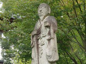 女性のふくらはぎにご注意を!久米仙人ゆかりの奈良・久米寺
