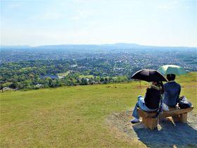 絶景かな〜!奈良盆地を一望出来る景勝地・若草山に登ろう!