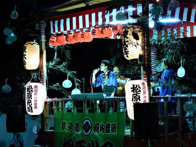 関西の夏を締めくくる最後の盆踊り「十七夜盆踊り」