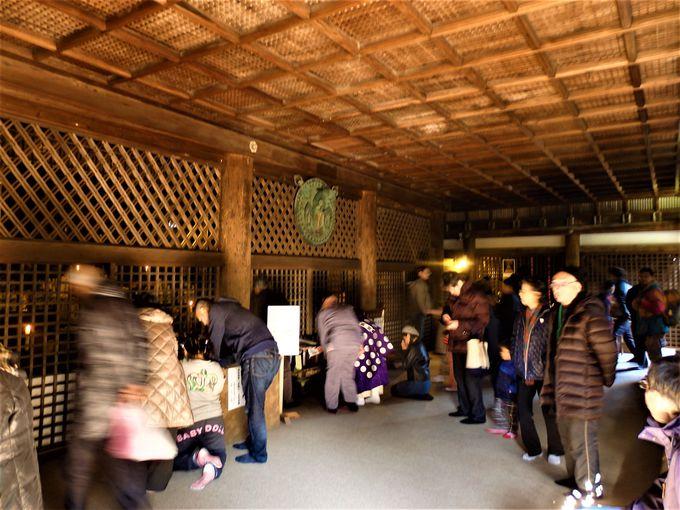 初詣がてら貴重な文化財に触れよう!国宝の本堂や重要文化財の十六所神社