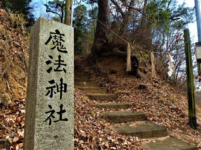 あなたも今日から魔法使い!?総社市の山中にひっそりたたずむ「魔法神社」