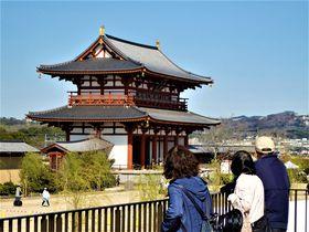 奈良時代にタイムスリップ!奈良市の国営平城宮跡歴史公園