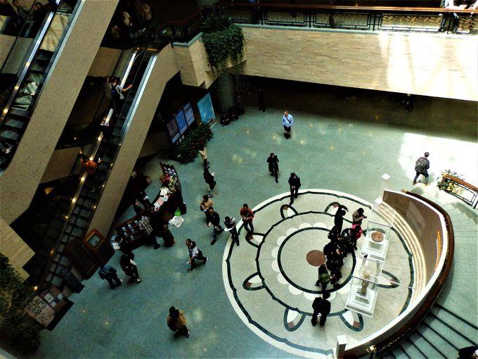 中国三大博物館の一つ!青銅器を模して造られた上海博物館