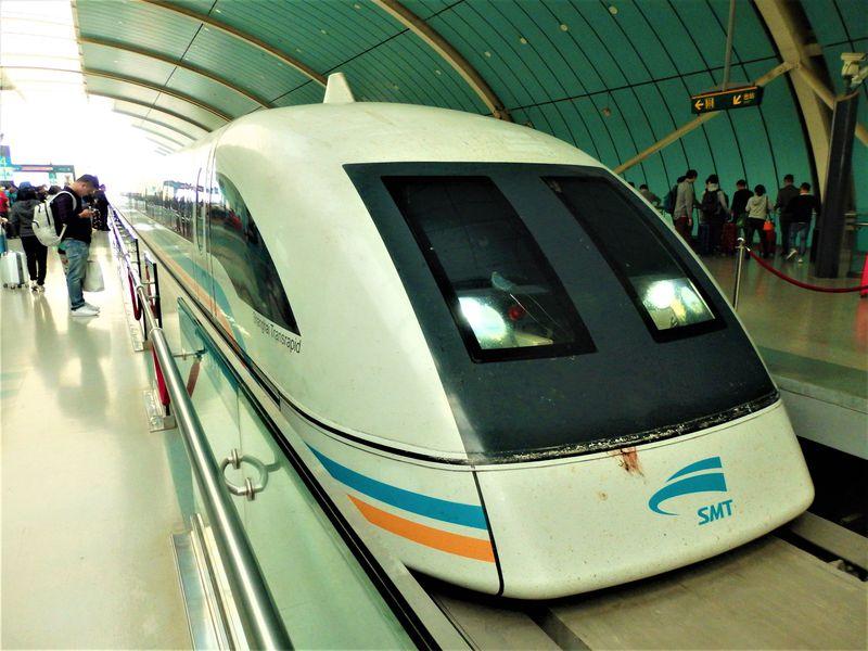 世界最速リニア!「上海トランスラピッド」(マグレブ)に乗ろう