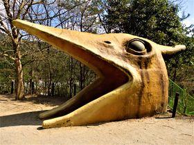 恐竜の国へようこそ!奈良県「平成榛原子供のもり公園」で遊ぼう