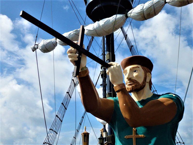 大航海時代の気分を満喫!三重県「賢島エスパーニャクルーズ」