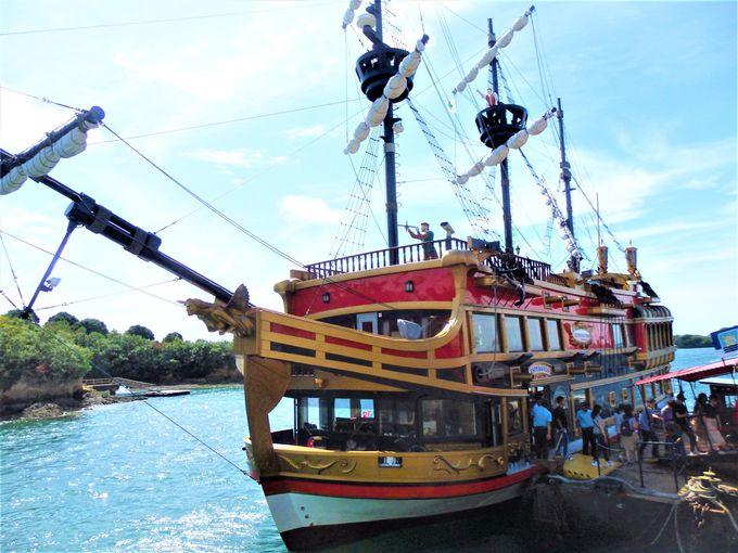 大航海時代を彷彿!帆船型遊覧船「エスペランサ」でめぐる「賢島エスパーニャクルーズ」