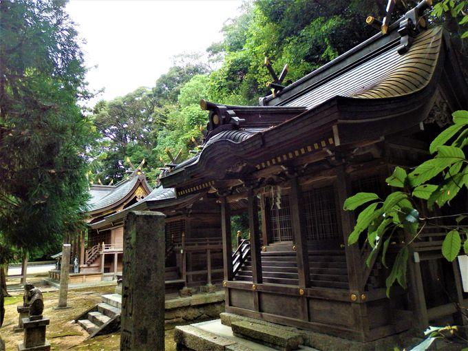 読み方が難しい!古代以来の歴史を有する美具久留御魂神社