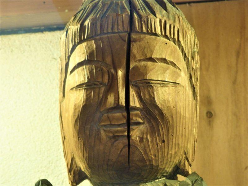 その微笑みに魅せられて!円空仏を安置した奈良「栃尾観音堂」