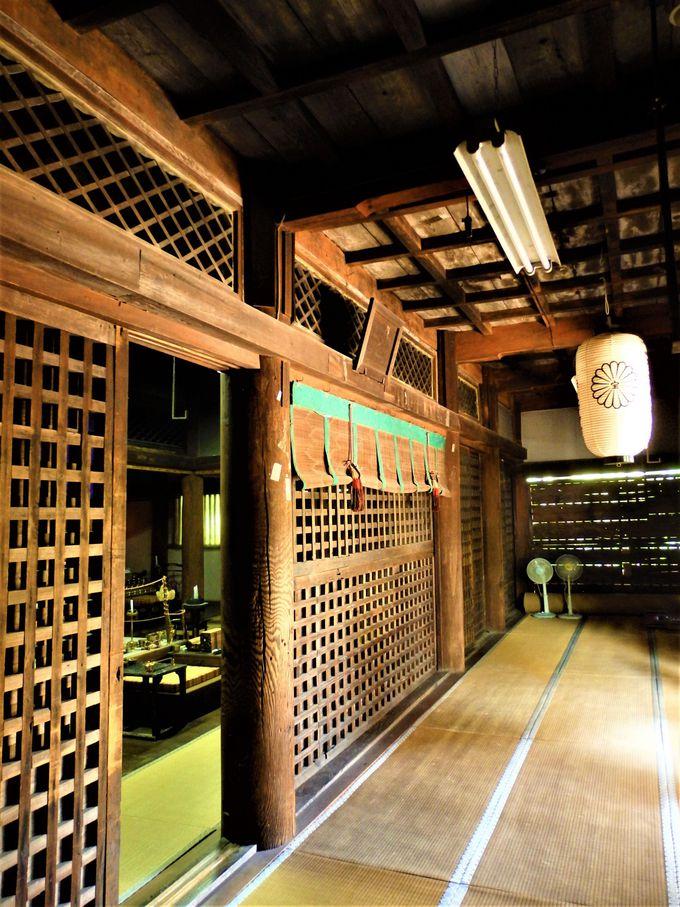 奈良時代の創建と伝わる宝積寺