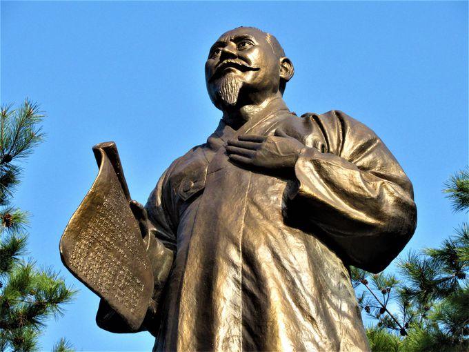 大韓民国の原点!三・一運動ゆかりの記念碑