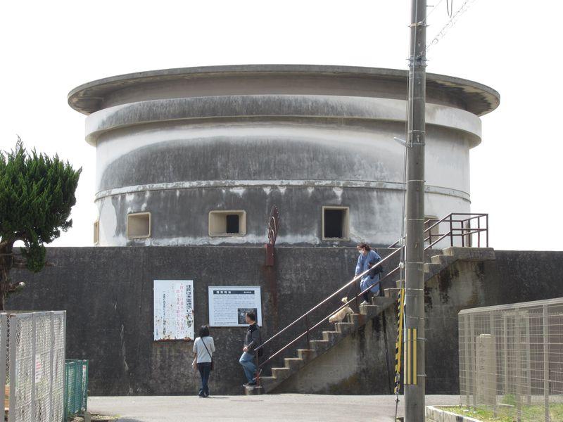 このシュールな光景は何?幕末に建造された兵庫県「西宮砲台」