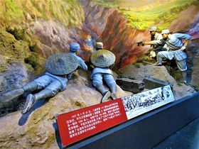 日中戦争をテーマとした北京市「中国人民抗日戦争紀念館」