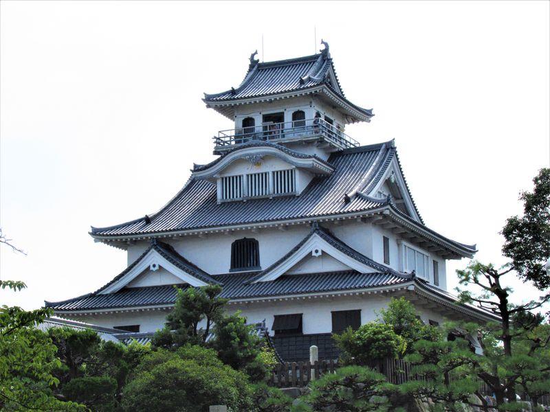 秀吉ゆかりの出世城!滋賀県・長浜城の痕跡を探る旅