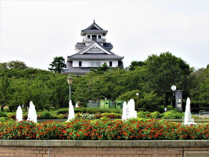 秀吉ゆかりの長浜城