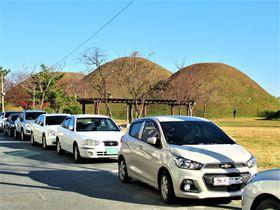 韓国の街中に無数の古墳!新羅の旧都・慶州で魅惑の古墳めぐり