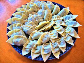 中国旅行のお楽しみをご家庭で!中国流の手作り餃子を作ろう