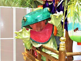 蛙がピョンピョン!?奈良県・金峯山寺「蓮華会・蛙飛び行事」