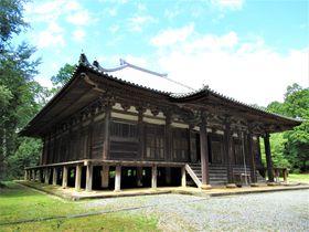 中世仏堂の典型!国宝の本堂を擁する兵庫県加東市「朝光寺」