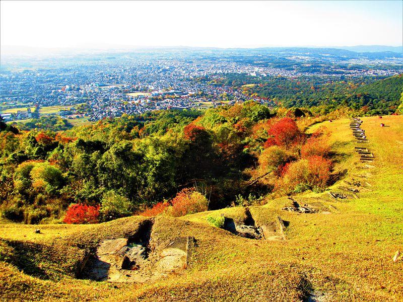 """絶景かな〜!""""奈良大文字送り火""""で知られる「高円山」に登ろう"""