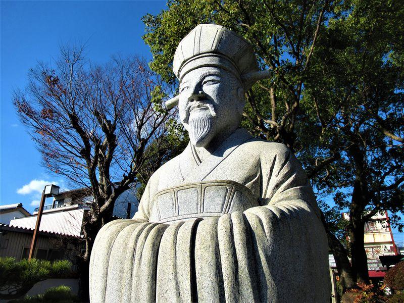 伝説の人・徐福の渡来地は和歌山!?謎に満ちた新宮市「徐福公園」