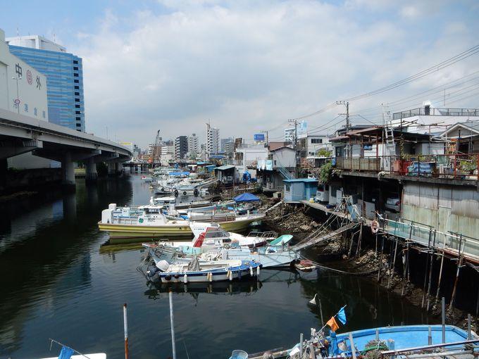 神奈川新町駅〜浦島伝説を思わせる数々の地名