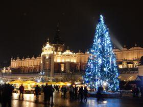 ポーランドの古都クラクフでクリスマスマーケットを巡る