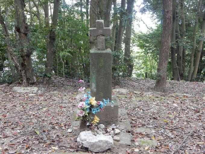 サン・ジワンをまつる枯松神社
