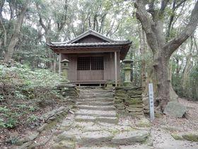 『沈黙』の世界!キリシタン神社の一つ、長崎県外海「枯松神社」