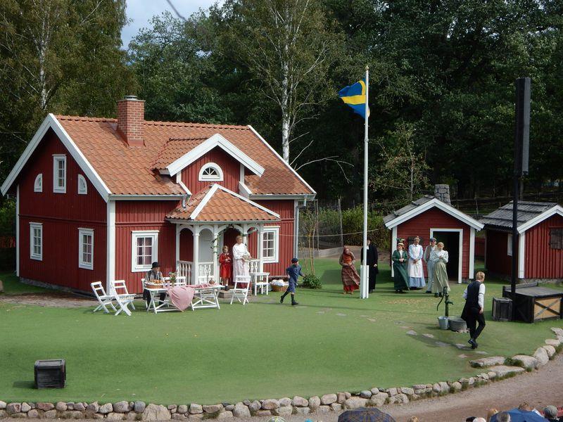 スウェーデン児童文学の世界へ「アストリッド・リンドグレーン・ワールド」