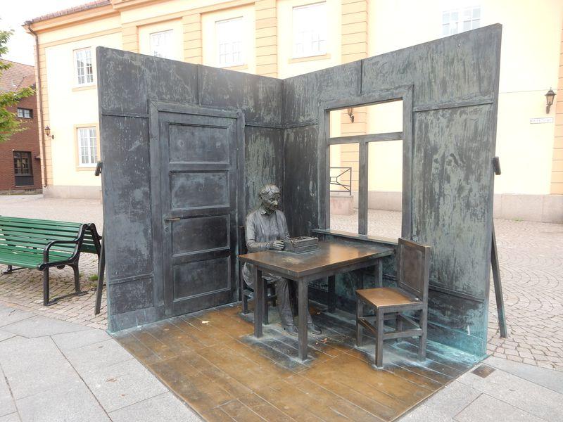 スウェーデンの田舎町「ヴィンメルビー」で児童文学の舞台を巡る