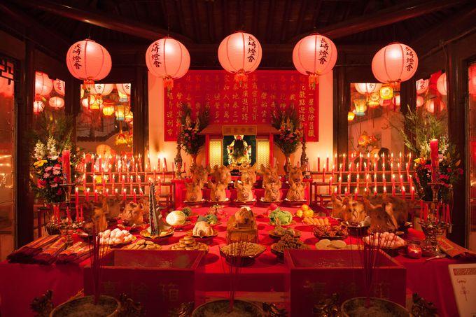 新地中華街会場で光の祭典を満喫!