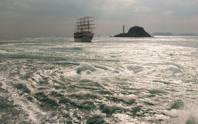 2.鳴門海峡