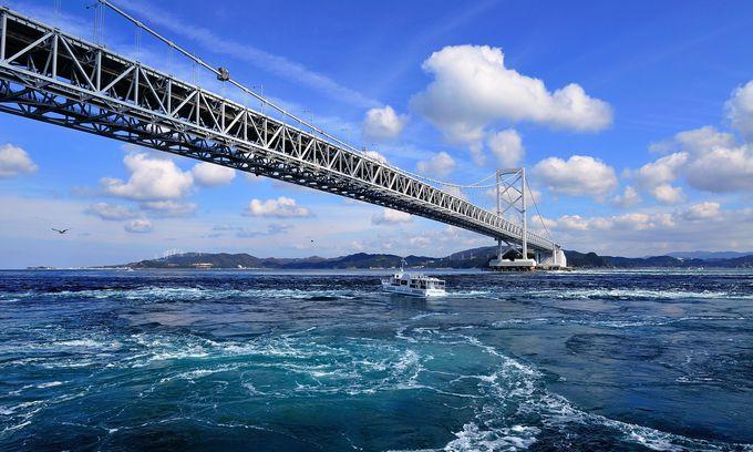 2.鳴門海峡/徳島県