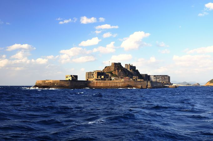 まずは大人気、軍艦島クルーズ船の乗船予約を取りましょう!